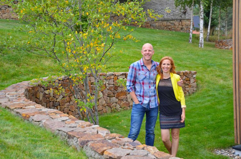 Our garden design to be shown on the Czech Television