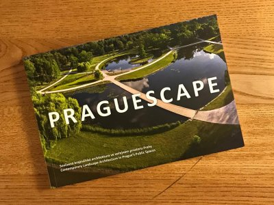 Book Launch: 'Praguescape'